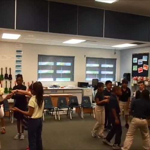 """17-18 Ms. Townsend's 3rd grade class """"That' s the Way"""" by Kriske/DeLelles"""