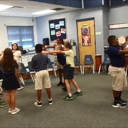 "17-18 Ms. Gebhardt's  3rd grade class ""That's the Way"" by Kriske/DeLelles"