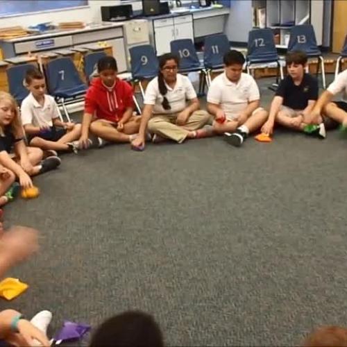 "17-18 Ms. Hanks' 5th grade class ""Take Five"" by Brubeck"