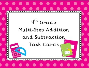 4th Grade Math Games
