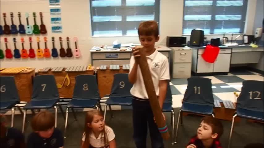 """17-18 Ms. Austin's 1st grade class """"Drip Drop"""" by Kriske/DeLelles"""