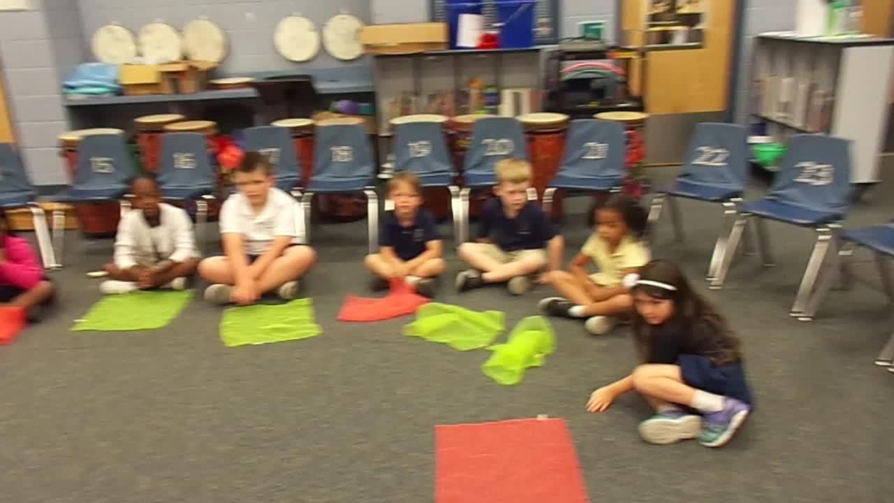 """17-18 Ms. Kelsey's Kindergarten class """"Dandelion"""""""