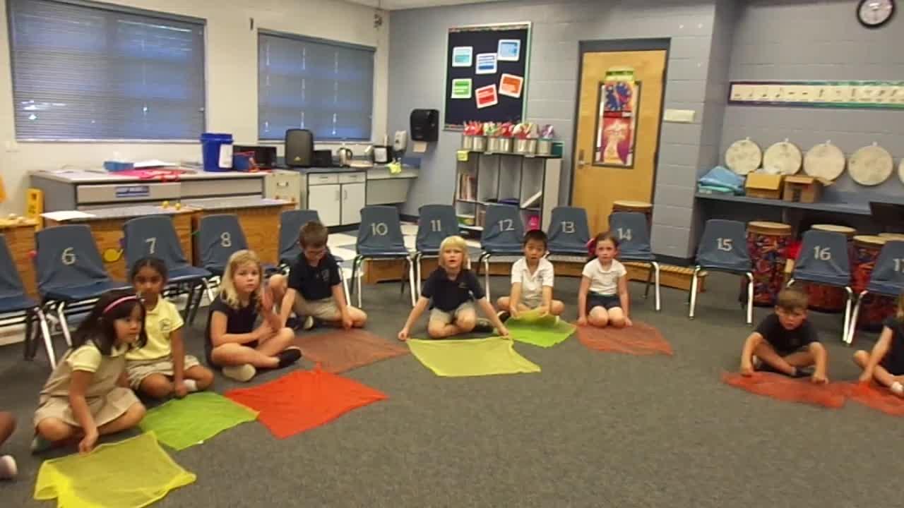 """17-18 Ms. Shepherd's Kindergarten Class """"Dandelion"""""""