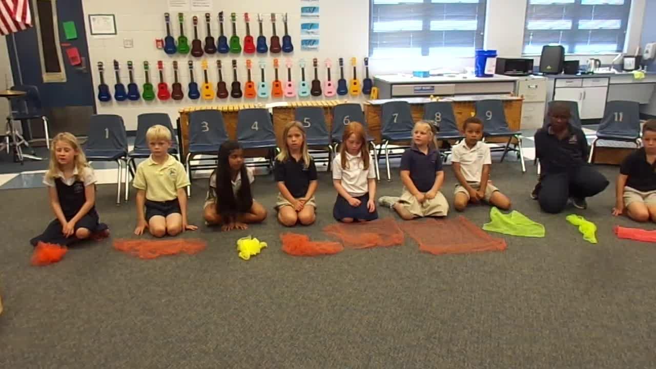 17-18 Ms. Conrad's 1st grade class
