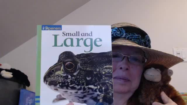 Part Three: Small and Large (DRA Level 4) Read Aloud for Non-Fiction