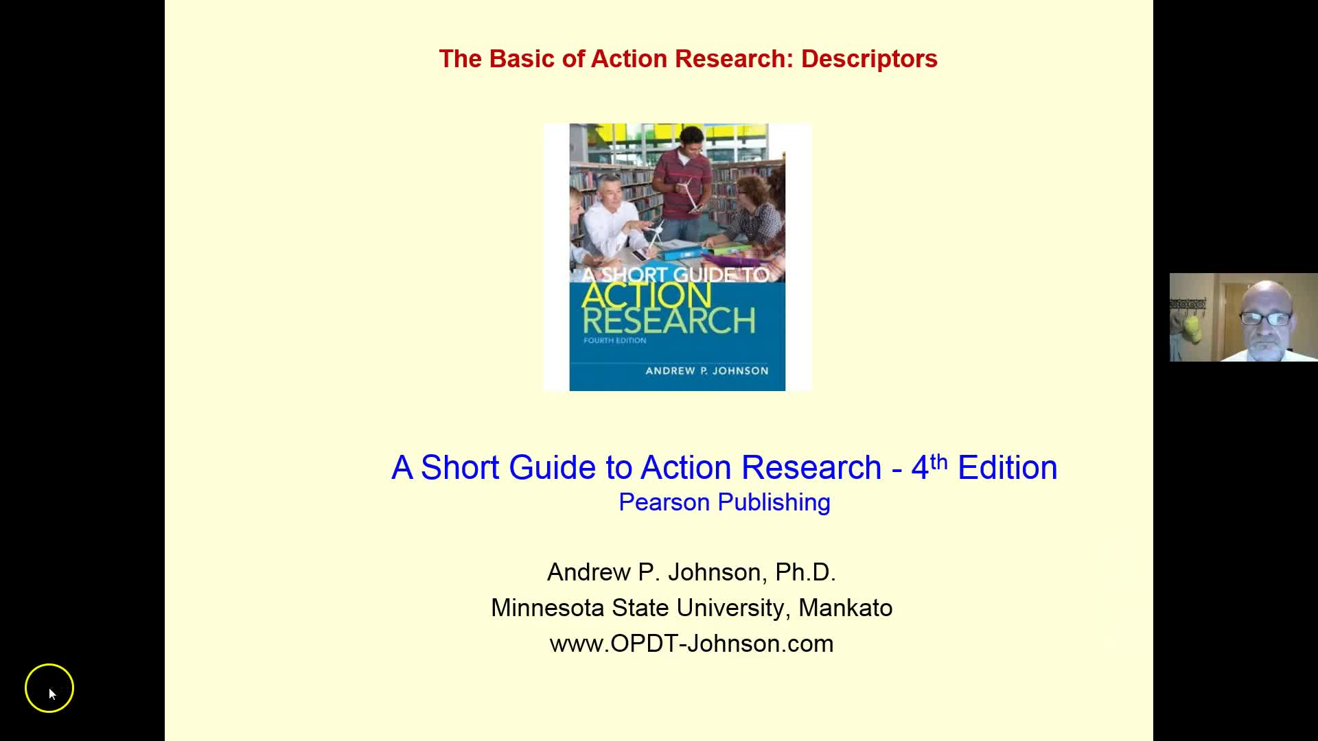 THE BASICS OF TEACHER ACTION RESEARCH