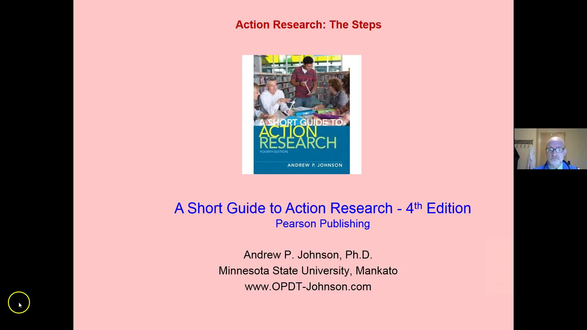 ACTION RESEARCH STEPS
