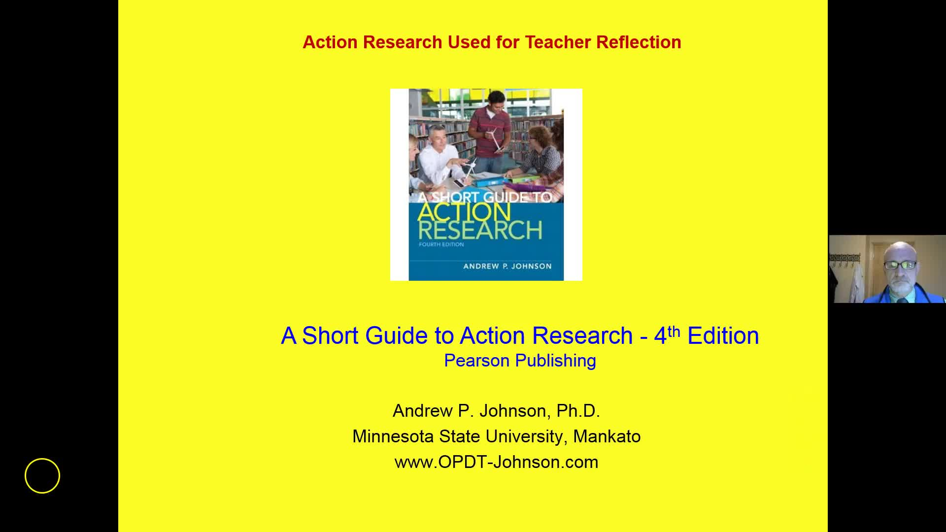 ACTION RESEARCH AND TEACHER REFLECTION