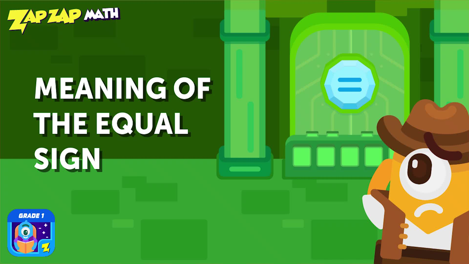 Meaning of the Equal Sign