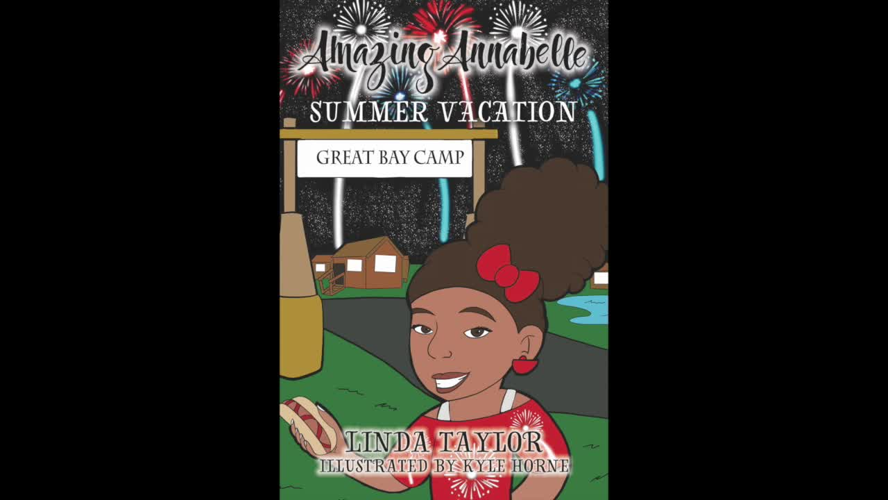 Amazing Annabelle Summer Vacation Chapter 2