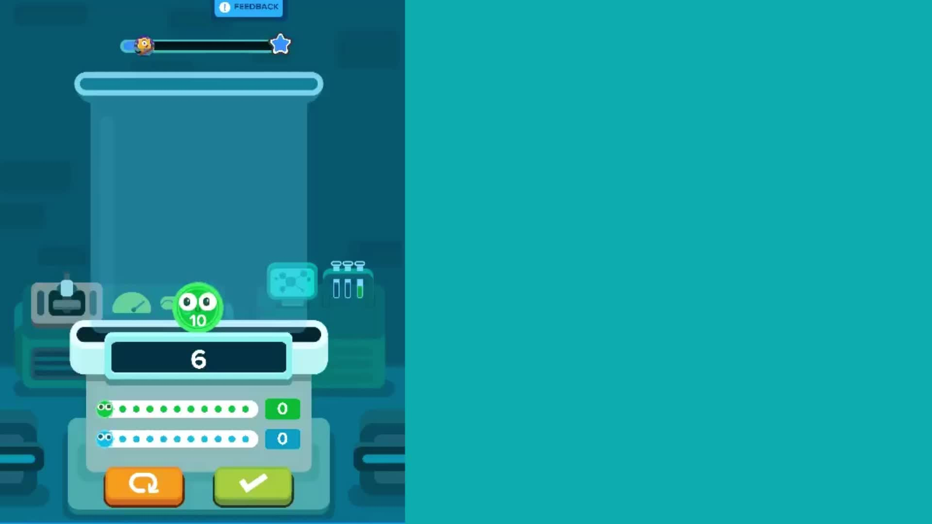 Tap ten level 2 - counting numbers