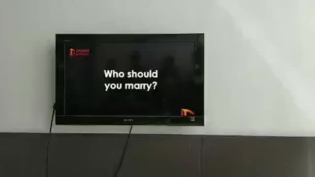 Who should You Marry??