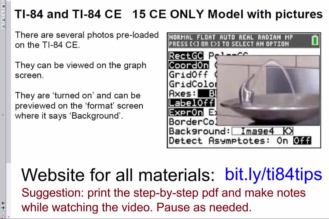15_CE_Only_Model_Pictures_Mathematically_with_Graphs_TI84CE