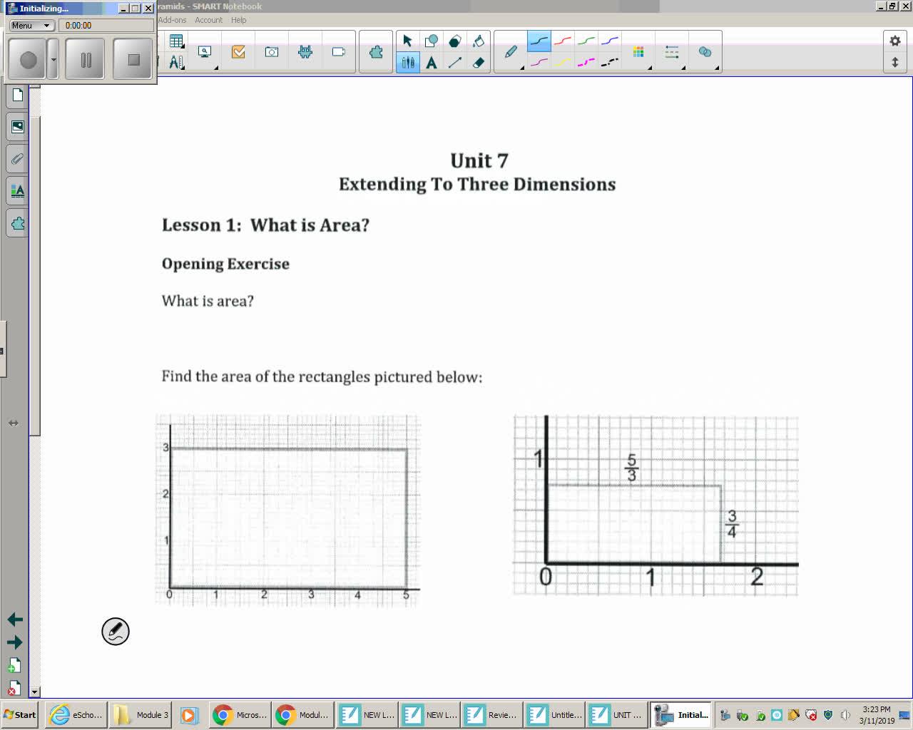 Mod 3A Lesson 1
