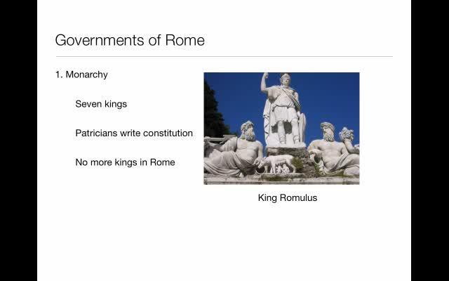 Roman Republic Review
