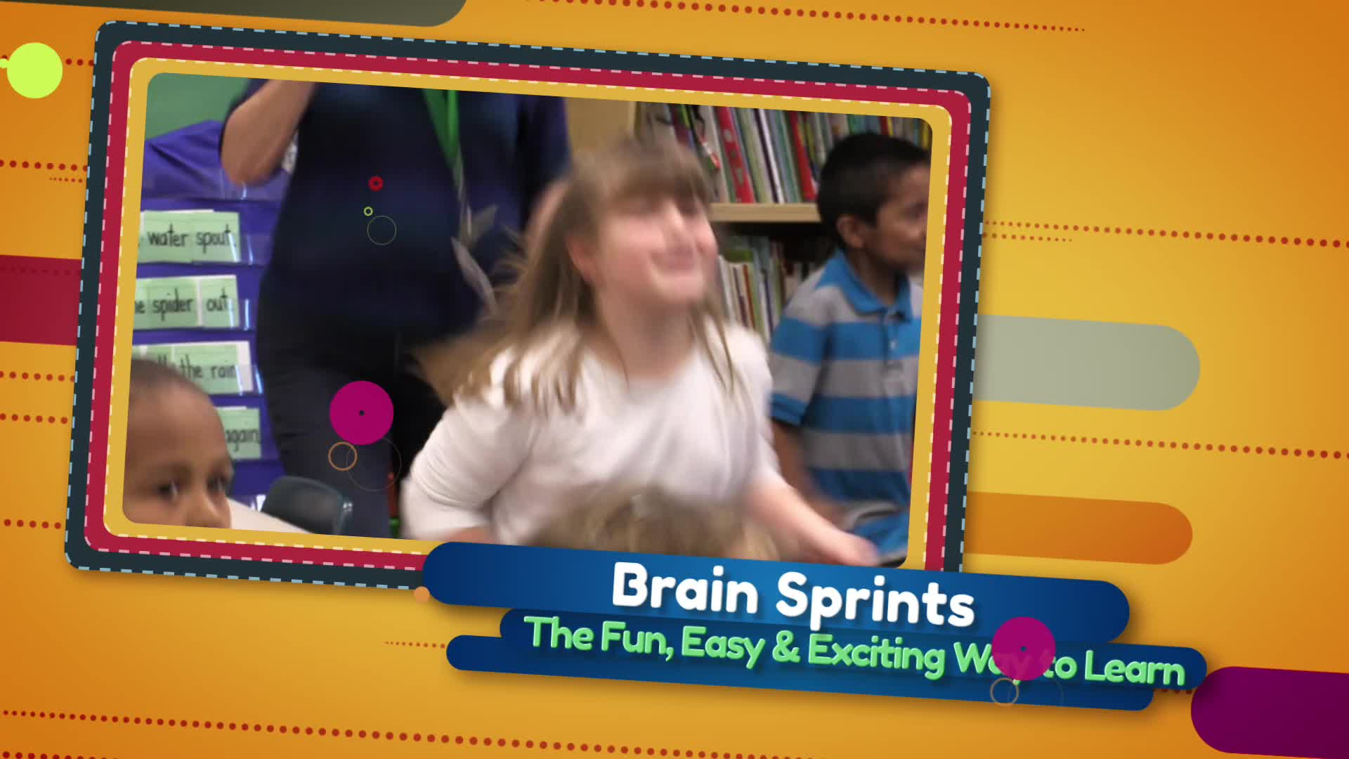 Ed Mayhew's Brain Sprints Math Lesson - Counting By Twos - Supercharged
