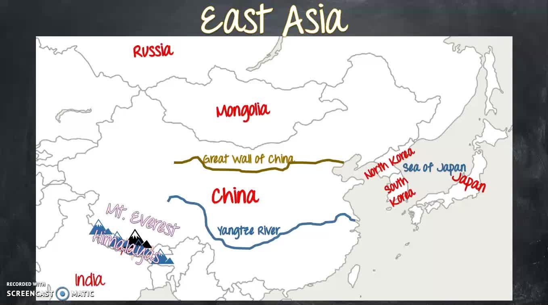 MBeran East Asia