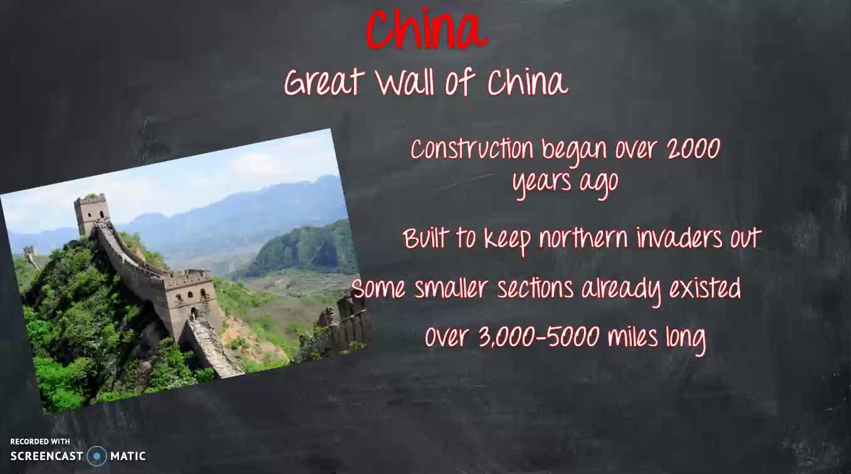MBeran Ancient China