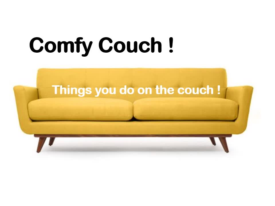 The Comfy Couch