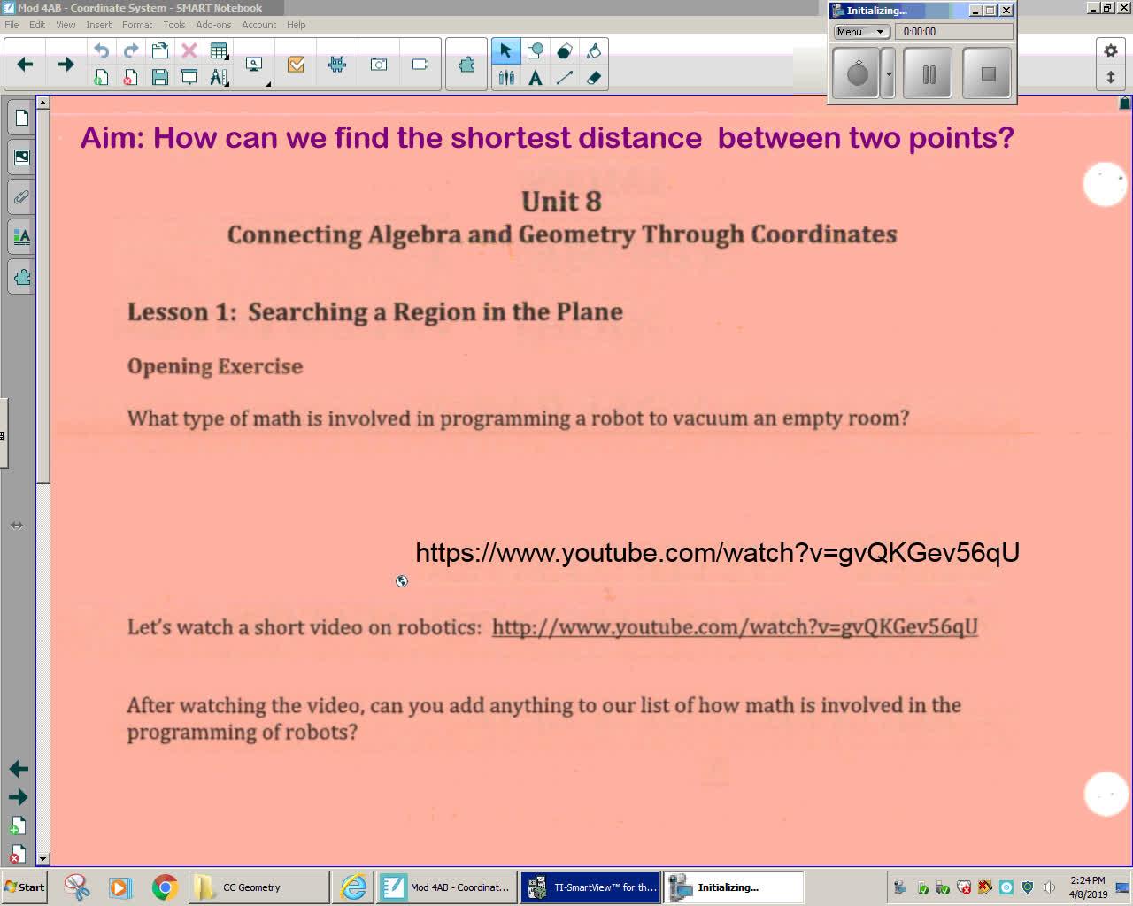 Mod 4AB Lesson 1