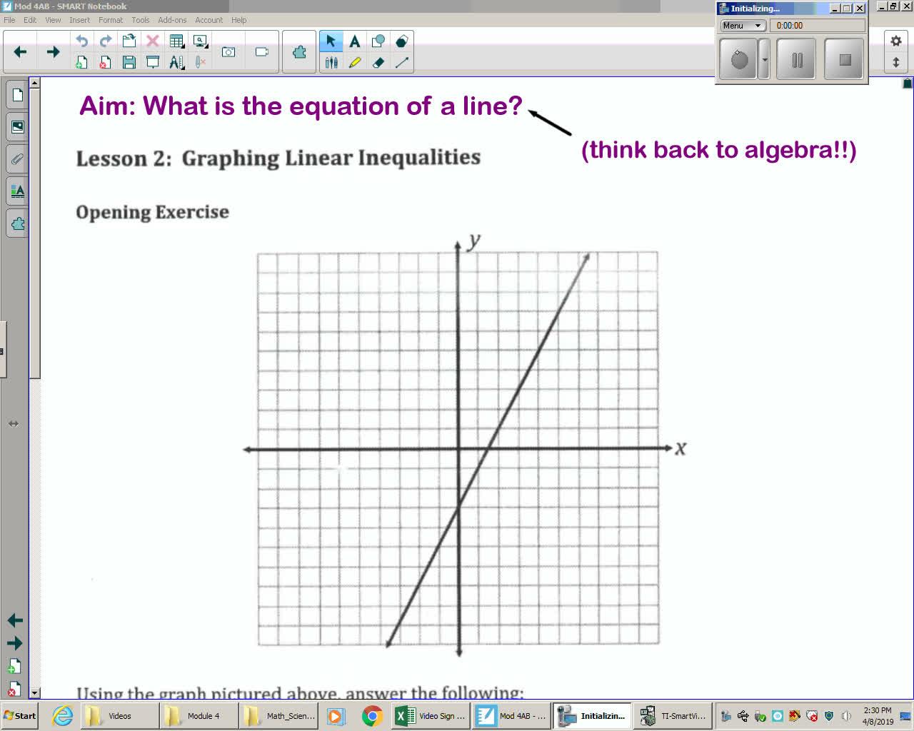 Mod 2AB Lesson 2