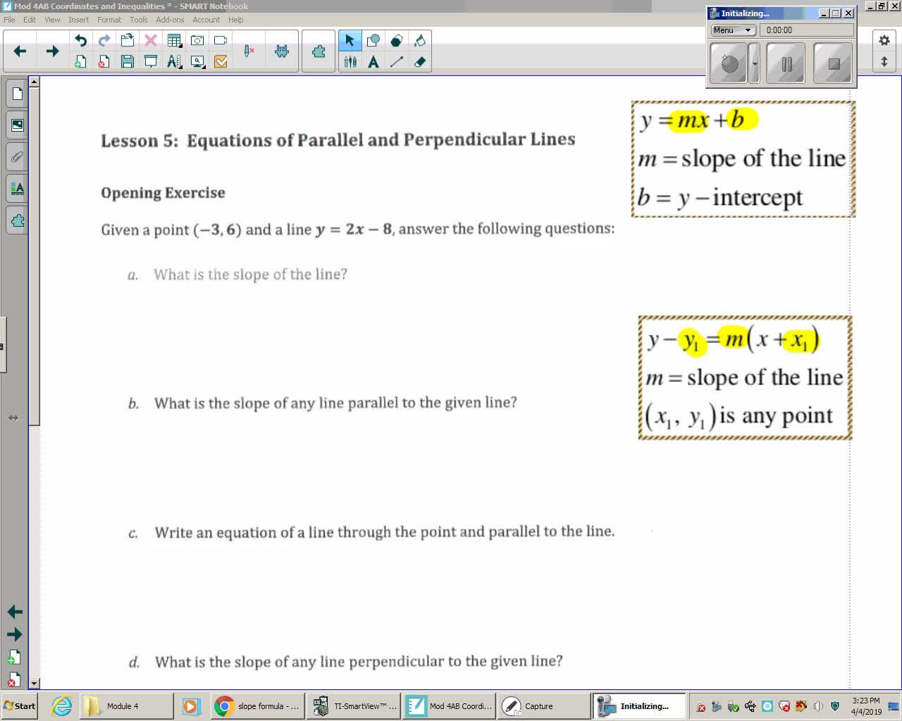 Mod 4AB Lesson 5