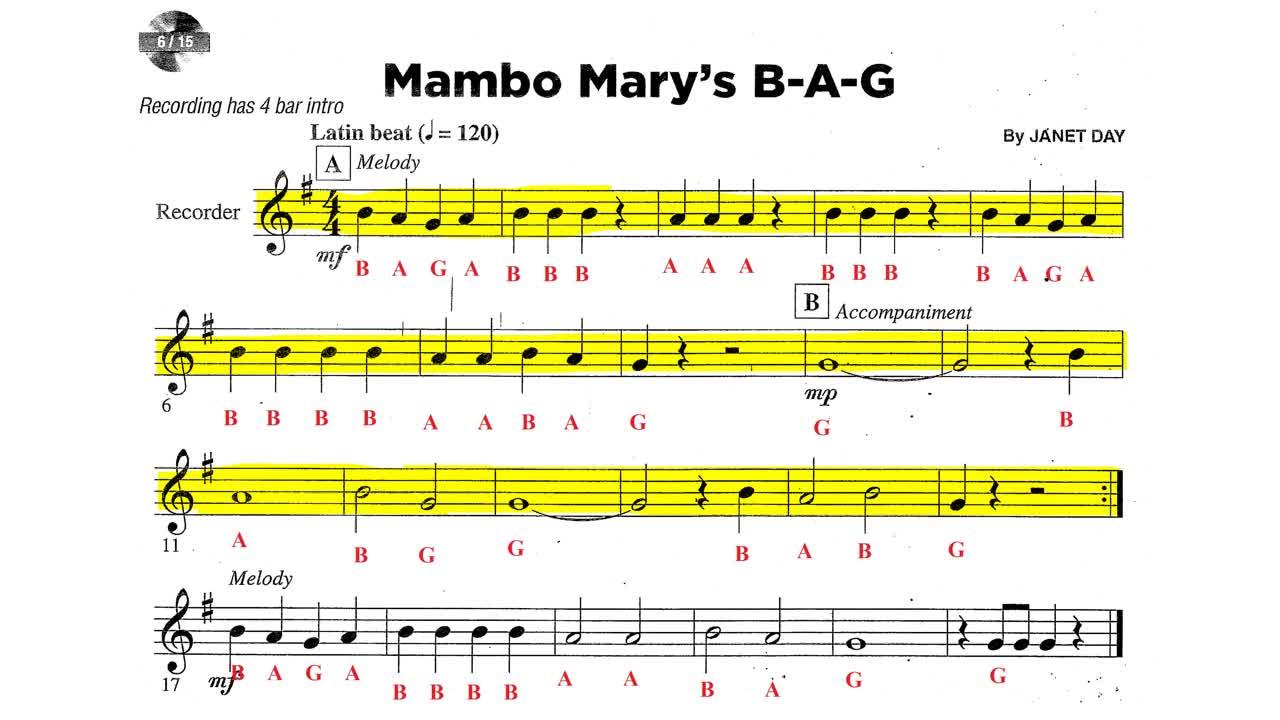 Mambo Mary