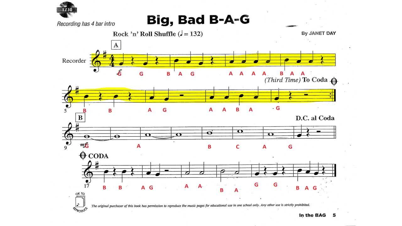Big Bad B.A.G.