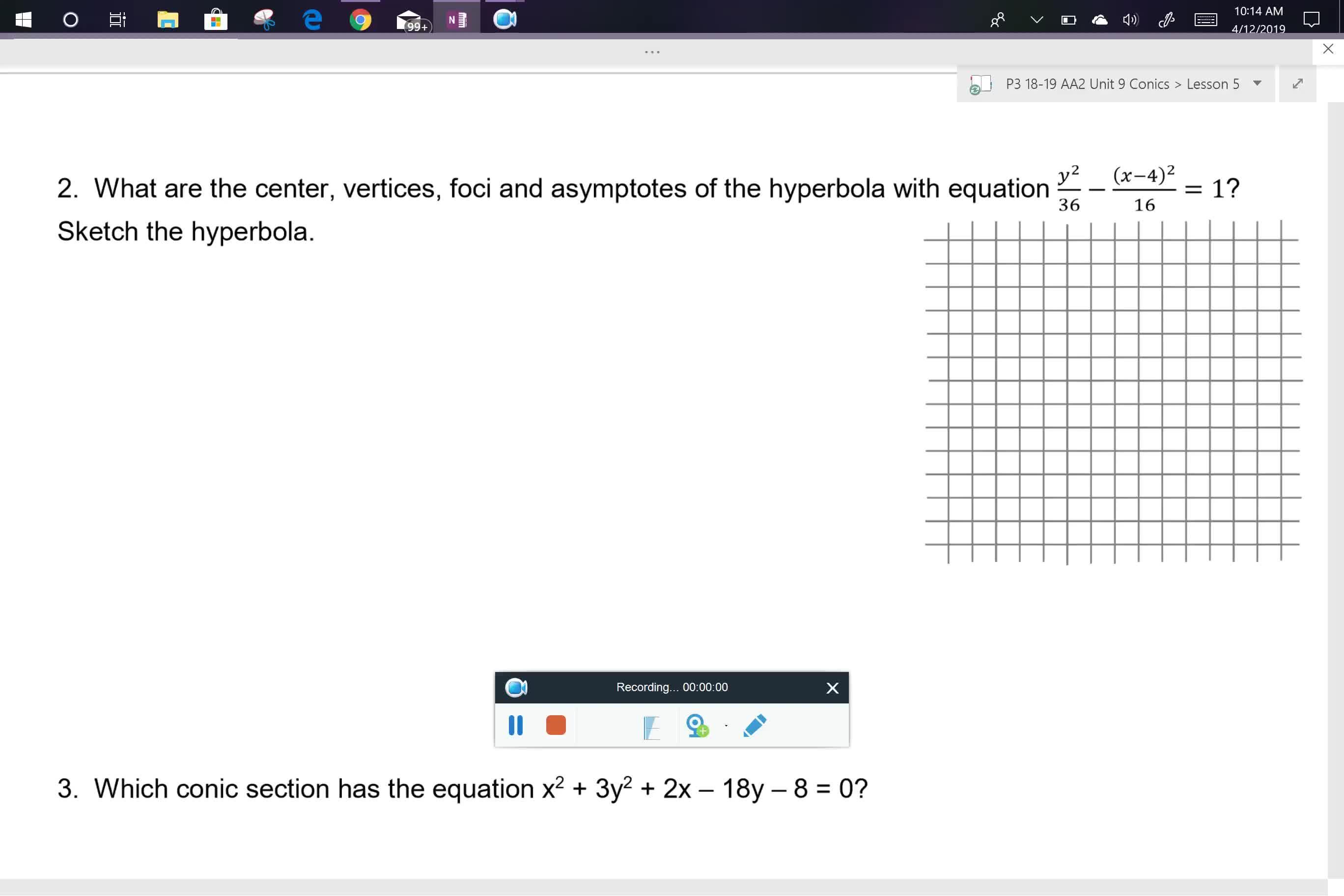 AA2 Period 3 U9L5 problem 2
