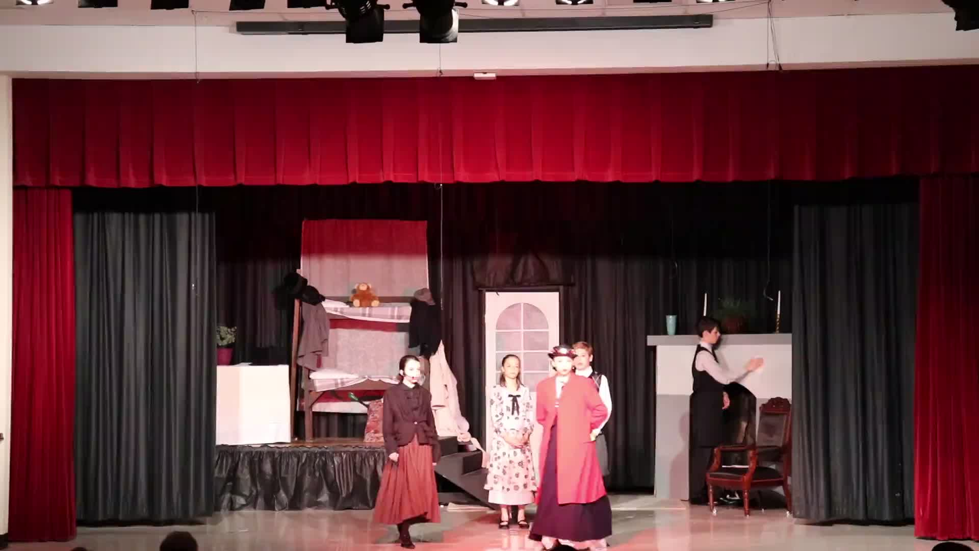 SPS Mary Poppins Jr. Friday Performance, Part 3 (2019)