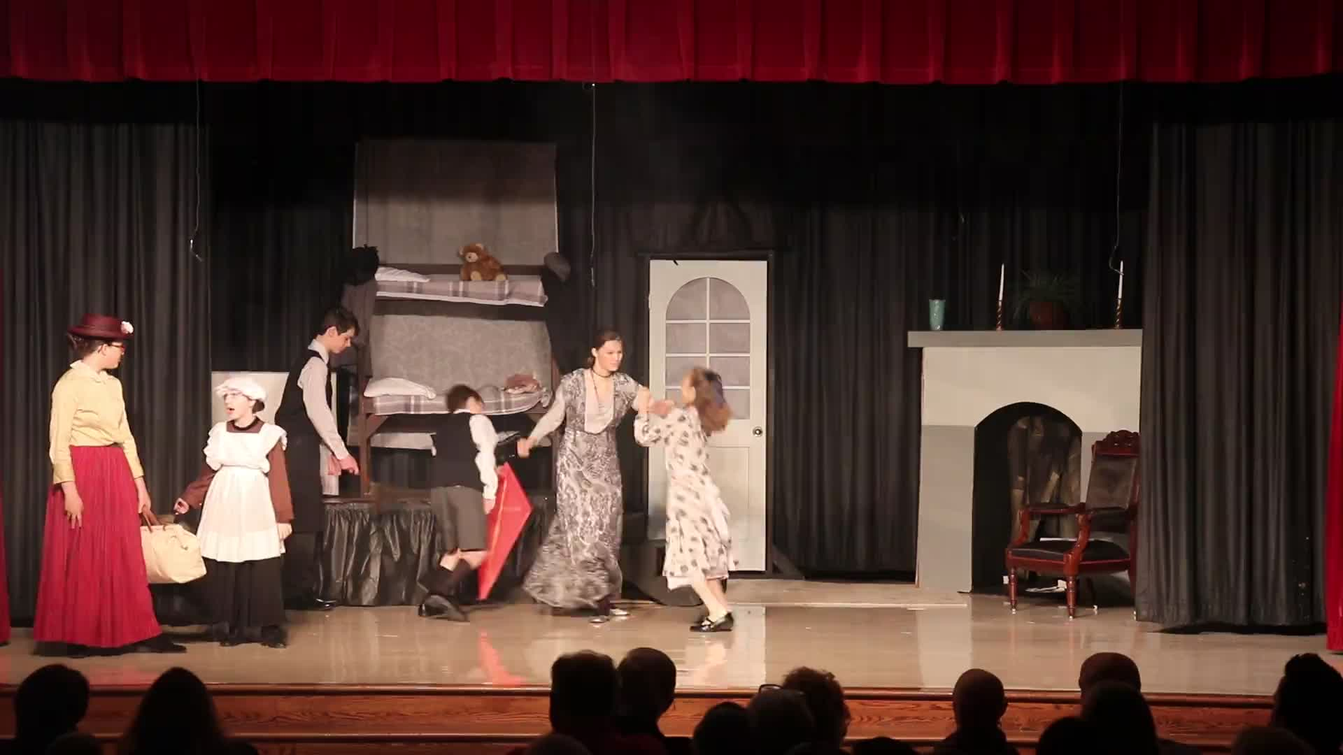 SPS Mary Poppins Jr. Saturday Performance, Part 1 (2019)