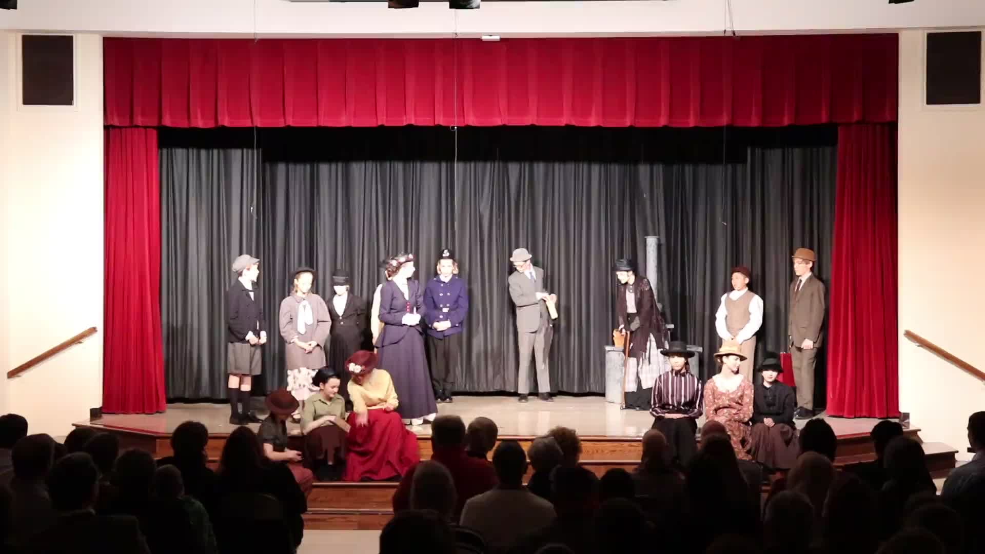 SPS Mary Poppins Jr. Saturday Performance, Part 2 (2019)
