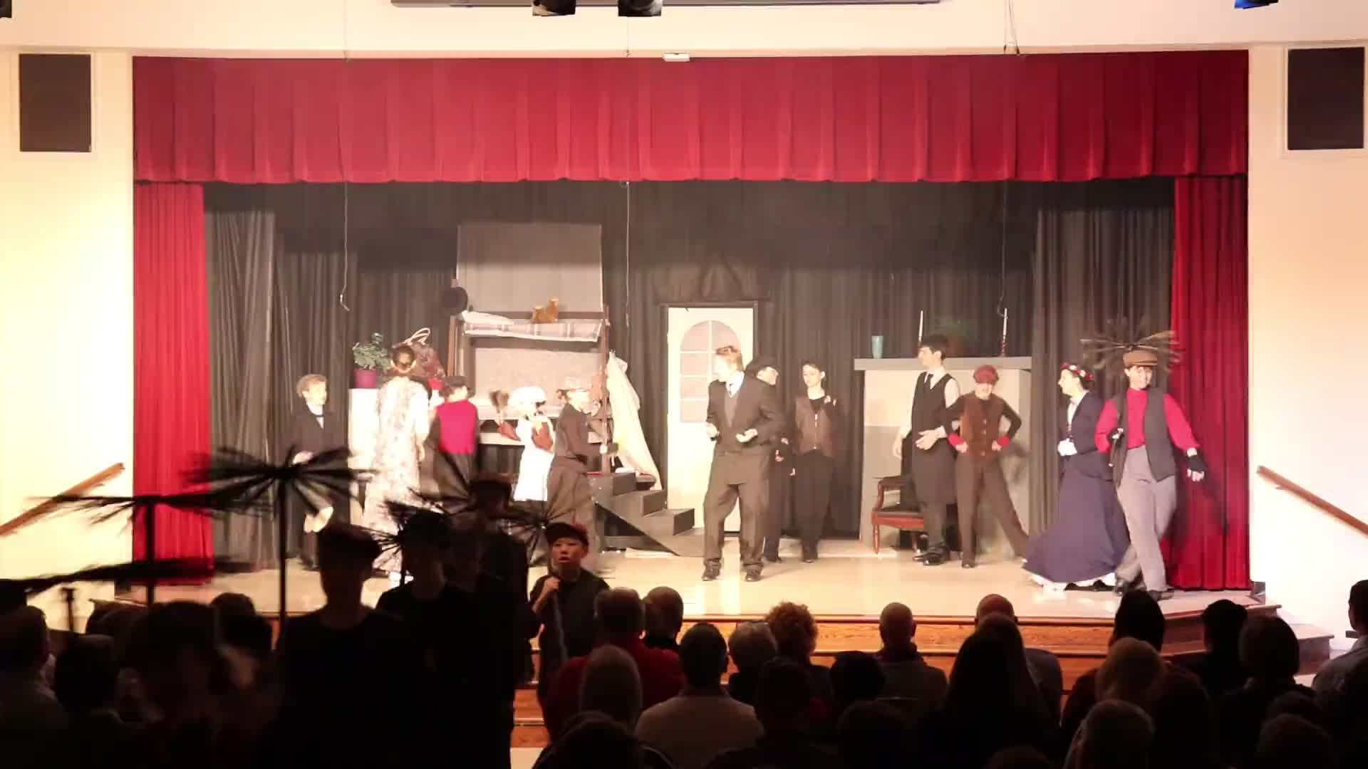 SPS Mary Poppins Jr. Saturday Performance, Part 3 (2019)