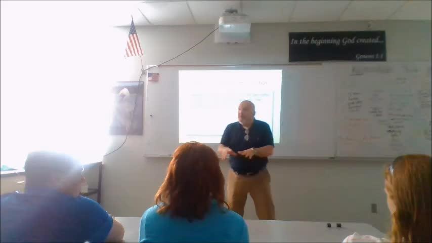 Micro-Teaching Presentation 1