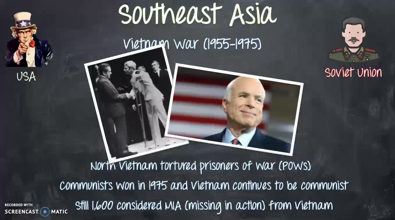 mberan Vietnam War