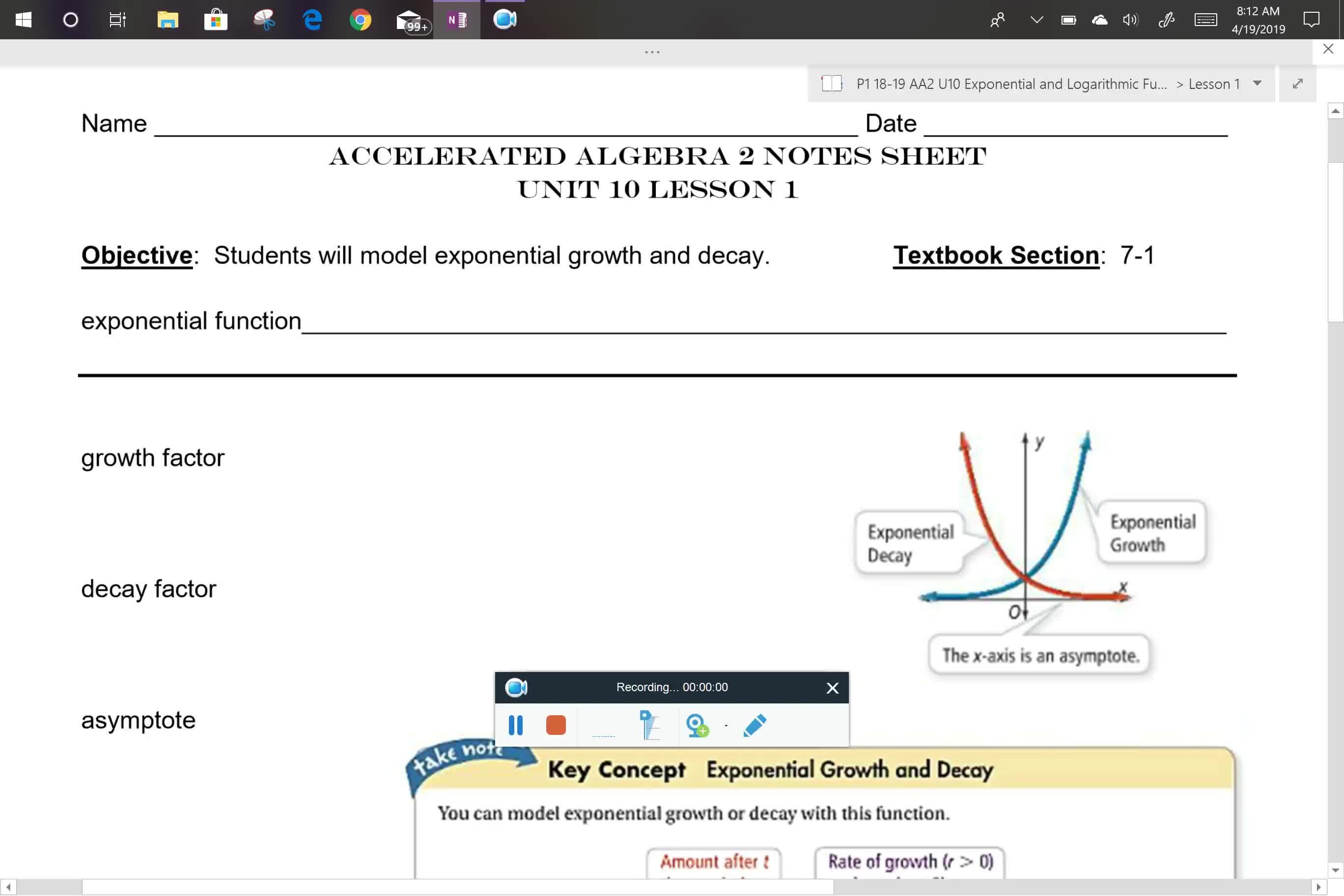 P1 AA2 U10L1 Problem 1
