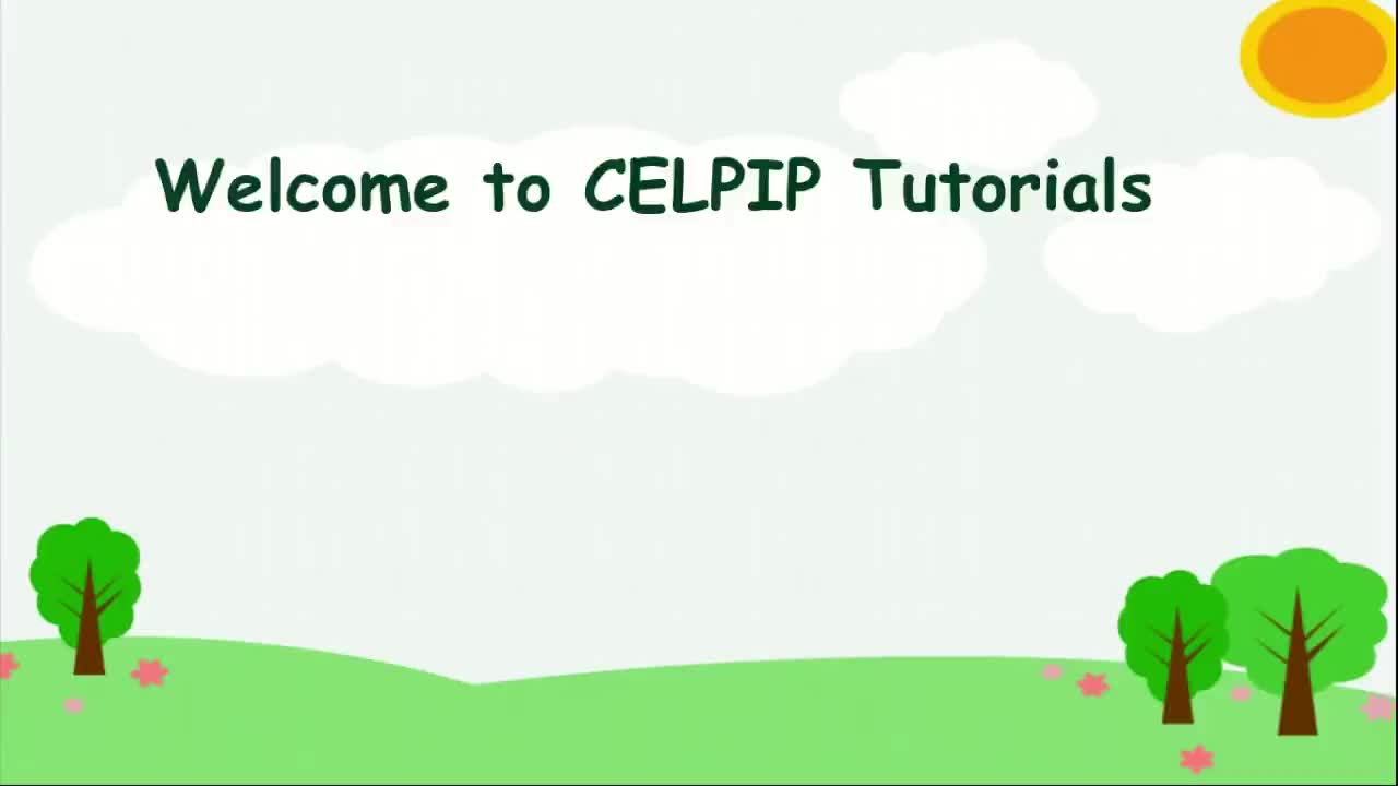 Celpip Test Format