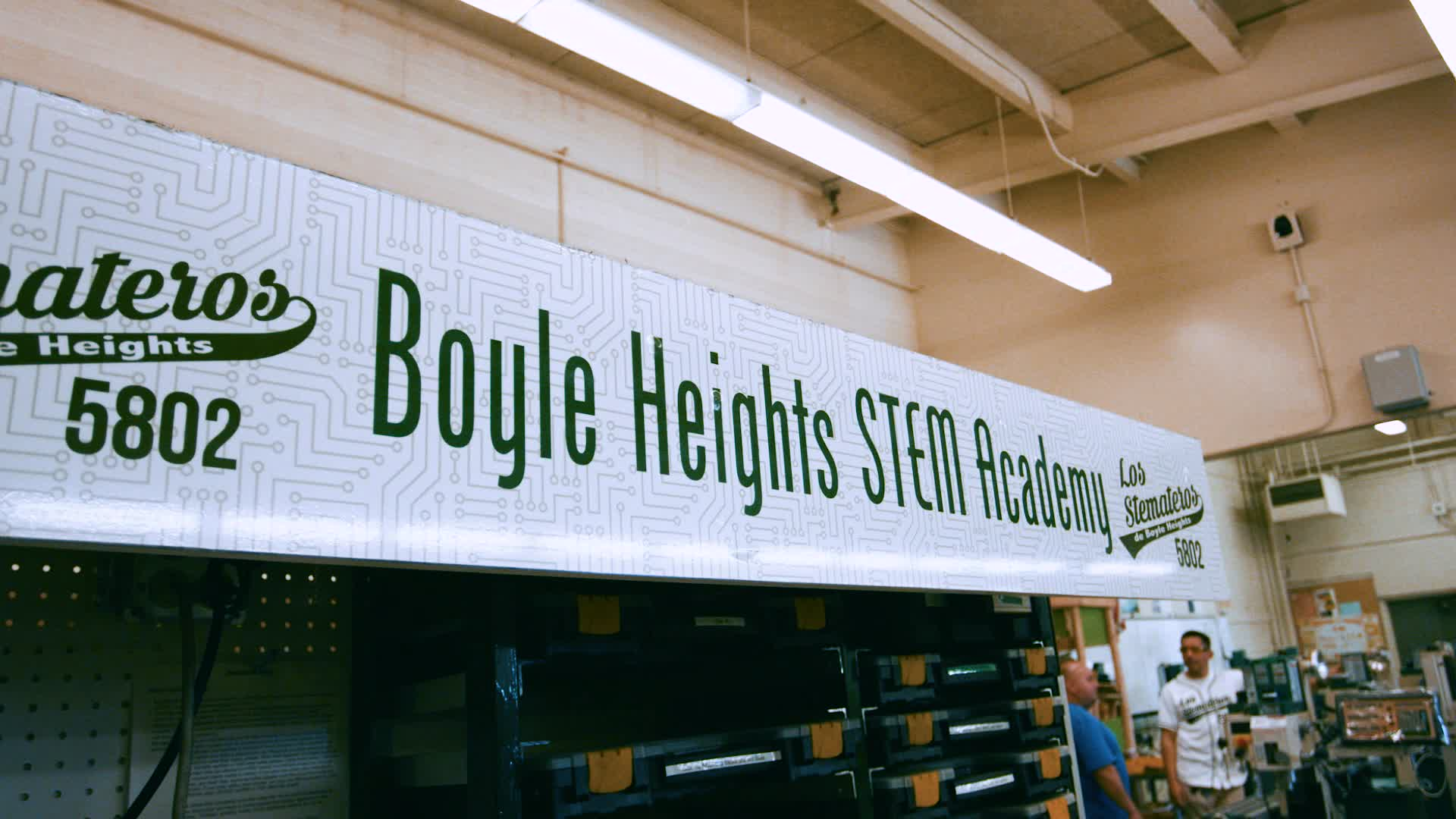 Boyle Heights STEM Magnet High School