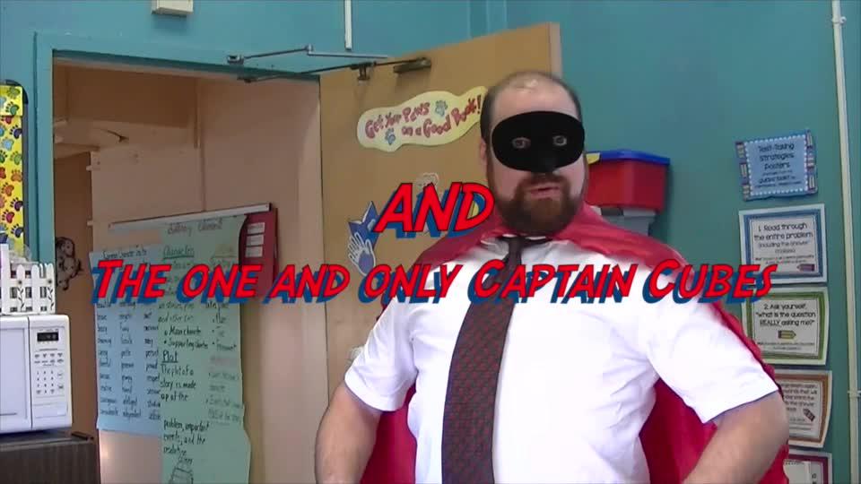Captain Cubes