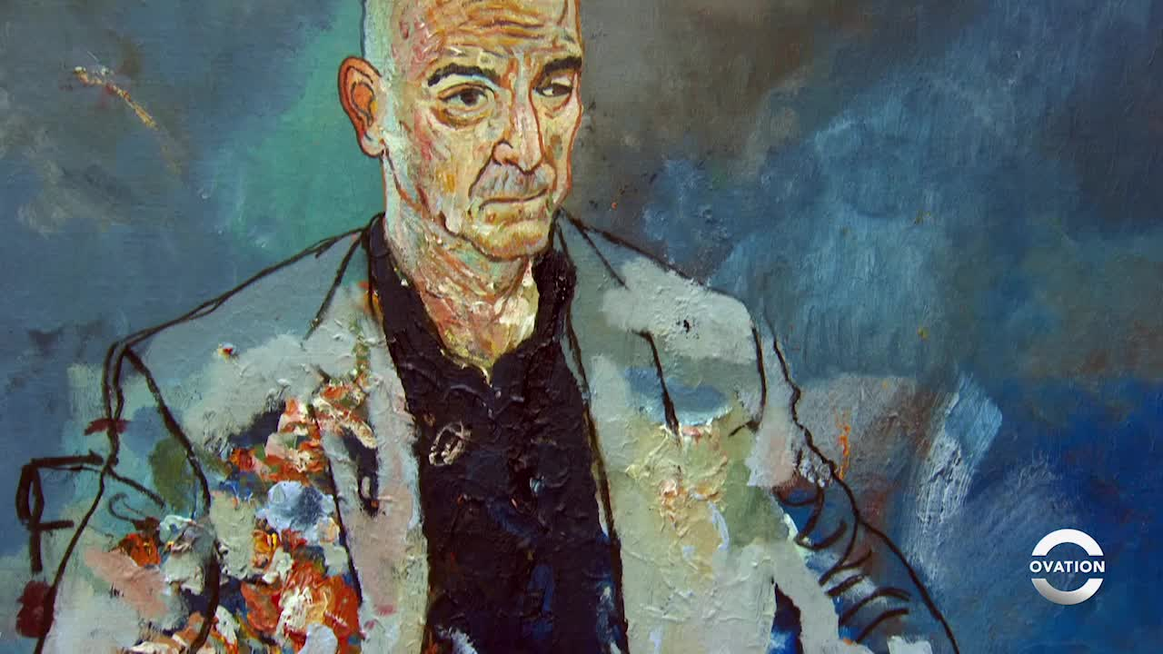 Portrait Artist of the Year Season Three-Part Two Clip 12