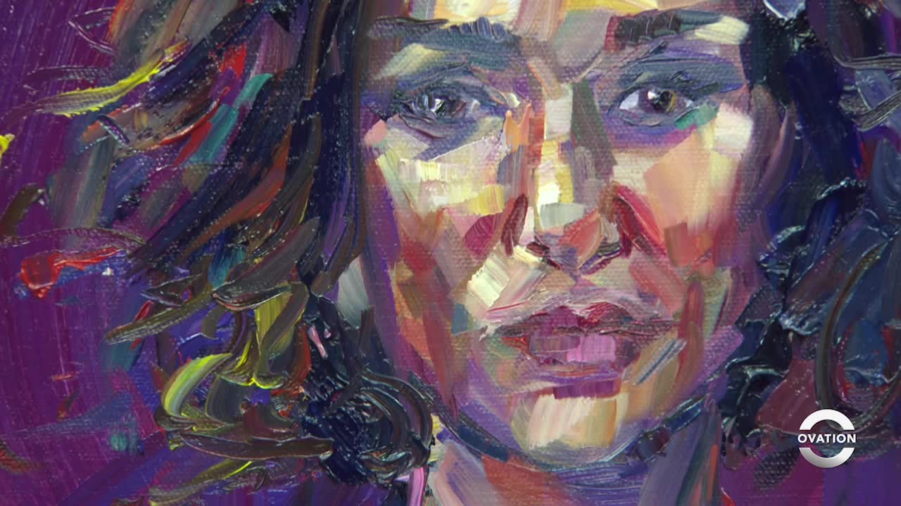 Portrait Artist of the Year Season Three Part Two-Clip 11