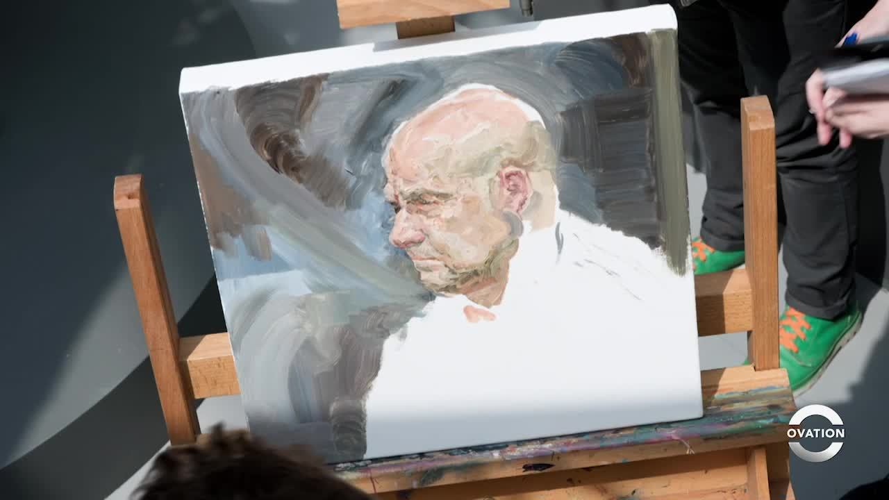 Portrait Artist of the Year Season Three Part Two-Clip 8