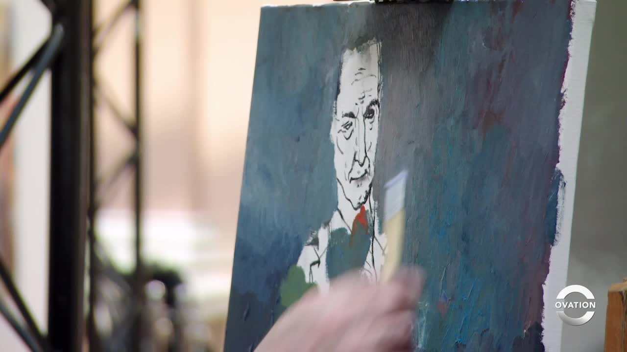 Portrait Artist of the Year Season Three Part Two-Clip 7