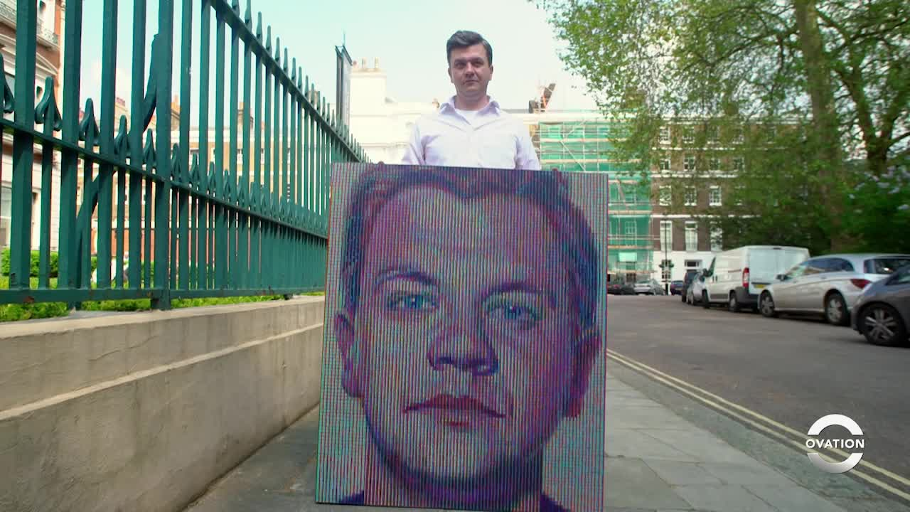 Portrait Artist of the Year Season Three Part One-Clip 5