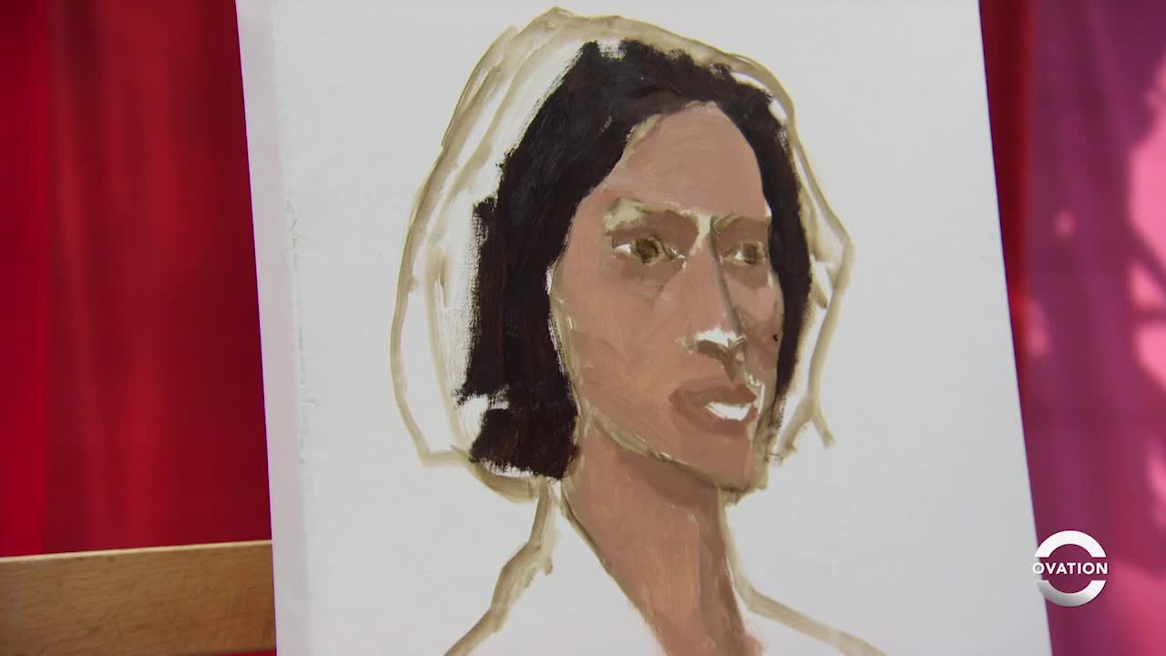 Portrait Artist of the Year Season Three Part One-Clip 4