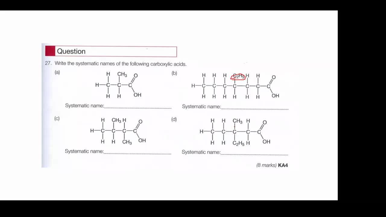 Carbox acid