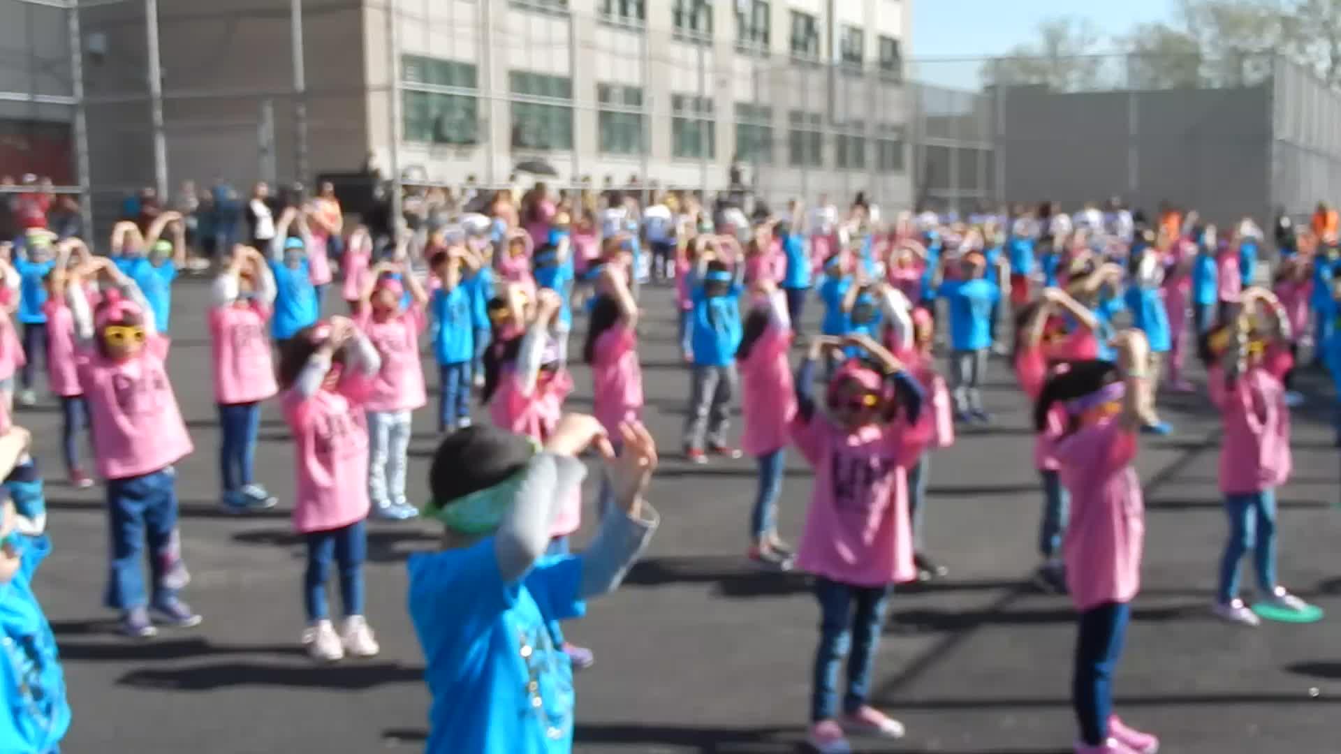 Kindergarten Dance Festival 2019