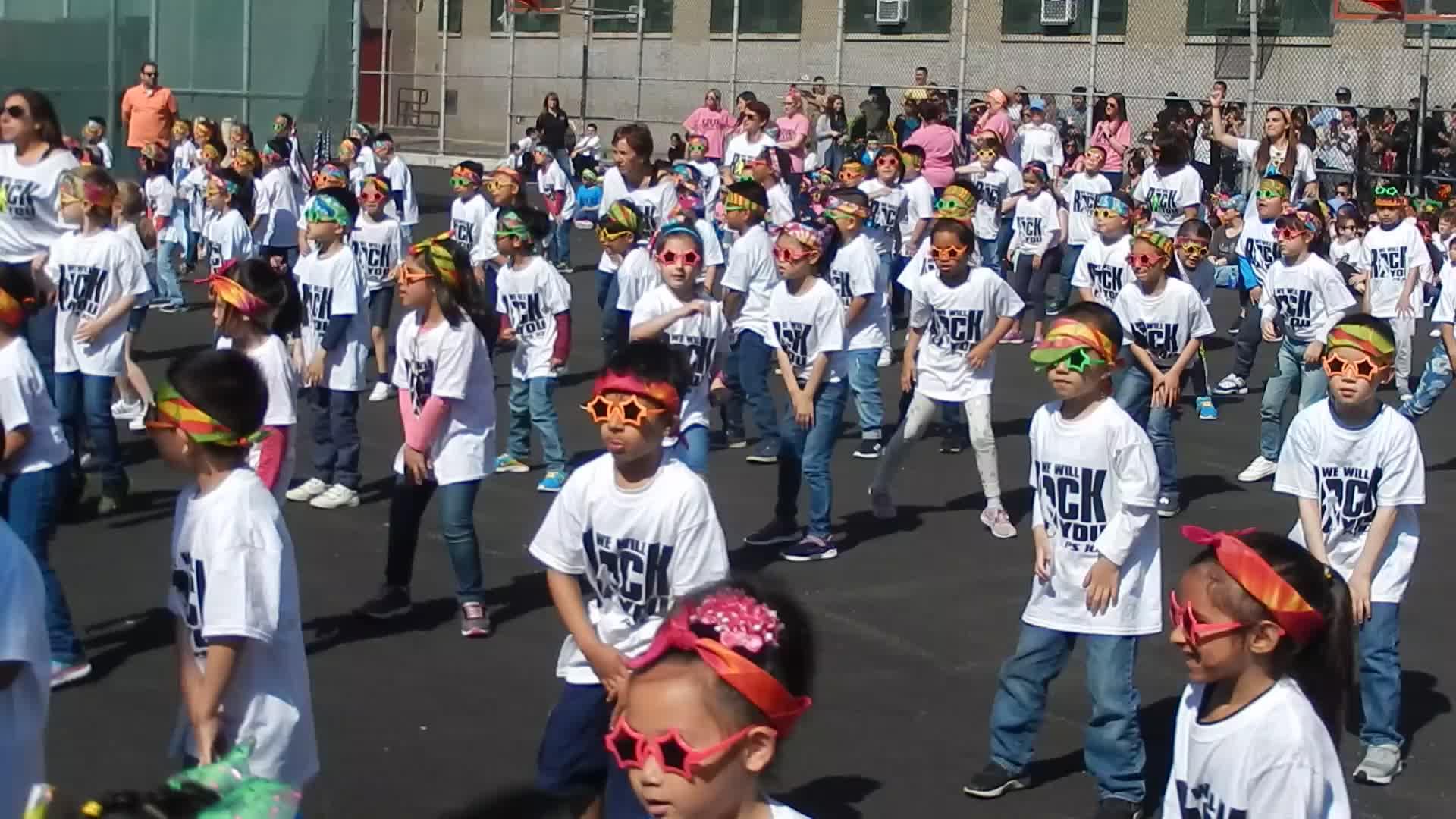 Grade 1 Dance Festival