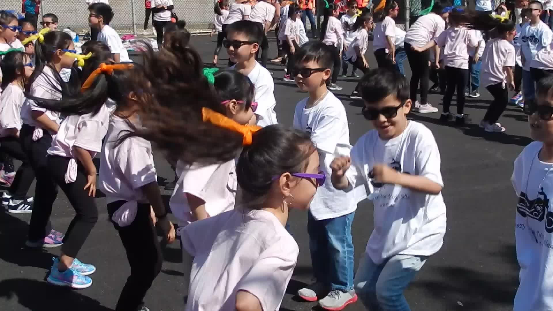 2nd Grade Dance Festival