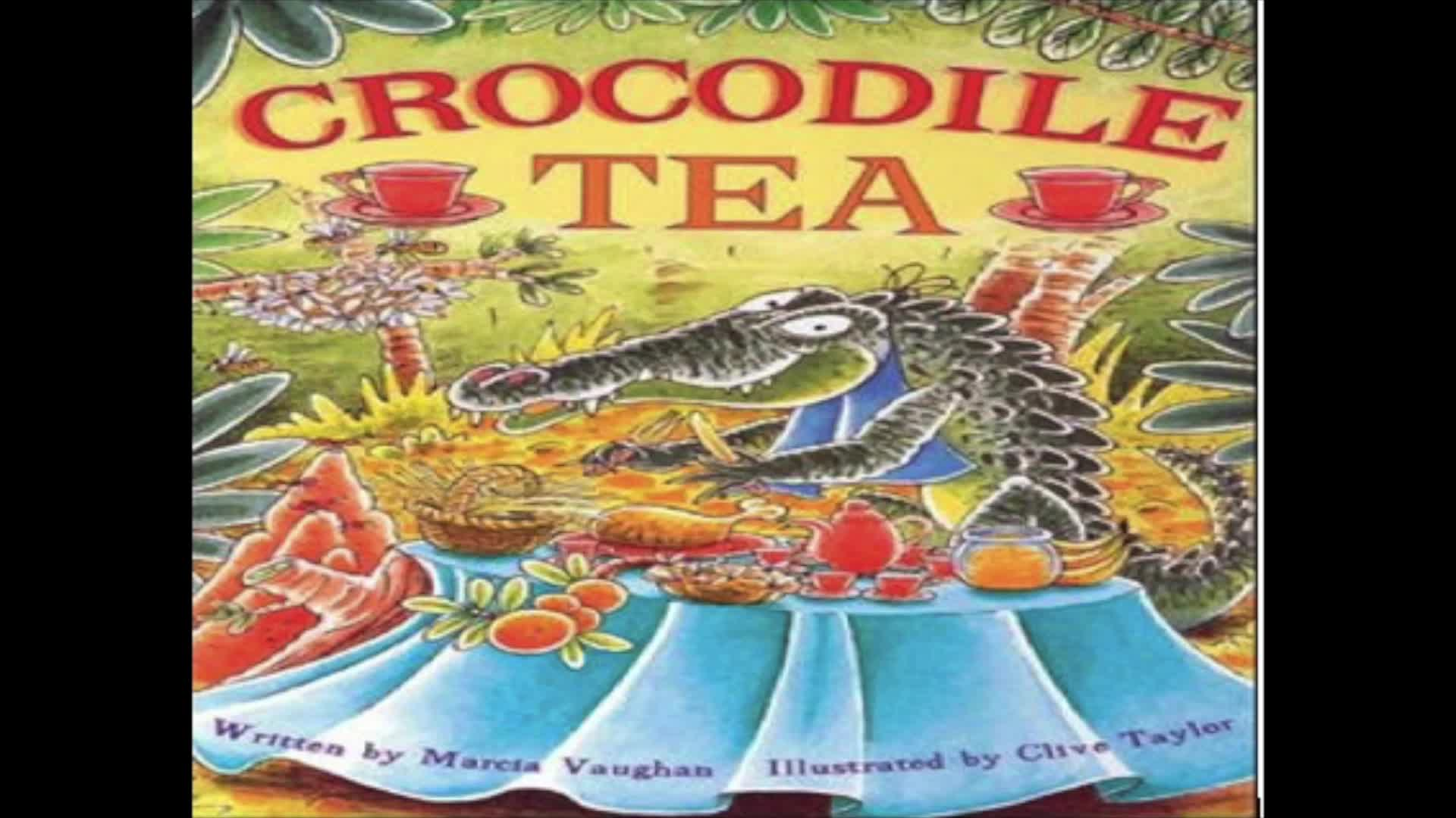 Crocodile Tea